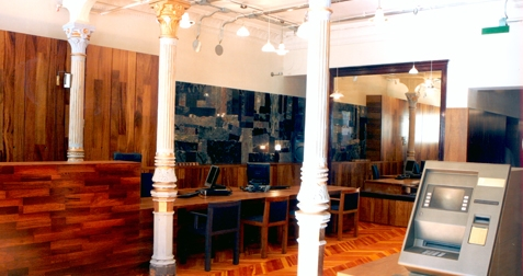 Bulegoak arquia banca for Caja madrid oficina de internet